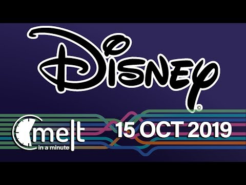 Melt In A Minute | Omnicom and Publicis Win Disney's Global Media Review & More