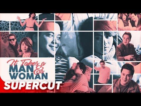 It Takes A Man And A Woman | John Lloyd Cruz And Sarah Geronimo | Supercut