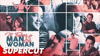 It Takes a Man and a Woman | John Lloyd Cruz and Sarah Geronimo | Supercut
