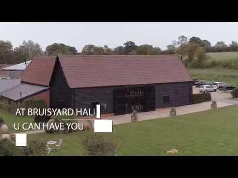 Bruisyard Hall