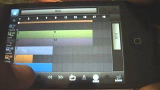 Doucè-Céline retory - zouk iphone beatmaker 2  hd