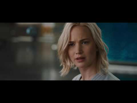 Passengers  2016  Official Trailer   HD Poster