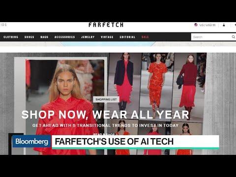 Farfetch CEO Sees Role for AI in E-Commerce