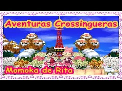 Aventuras Crossingueras 62 - En Momoka de Rita