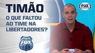Corinthians e seus problemas com a eliminação na Libertadores!