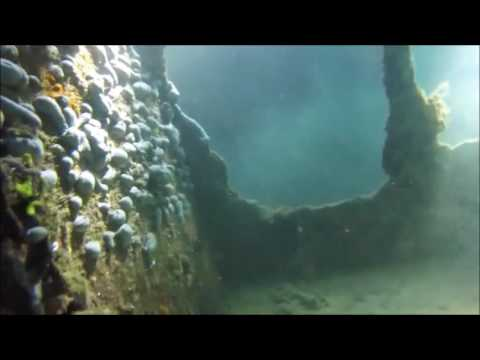 Wreck Diving Pelion (Greece)