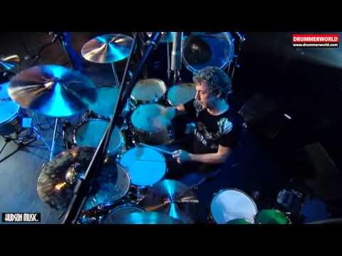 drum solo Simon Phillips and Protocol Extraordinary drum solo Jazz Rock Fusion