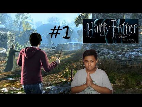 Petualangan dimulai!  Harry Potter and The Deathly Hallows part 1 1