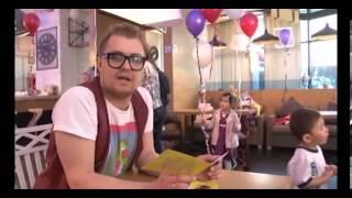 Детский день рождения, видео фото съемка в Алматы