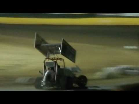Paul Richards Hamlin Speedway 9-10-16 270 Win