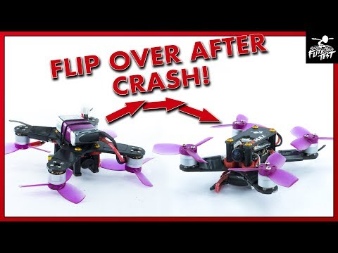 How to set up Turtle Mode on your Gremlin Quad | FLITE TEST