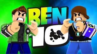 Roblox Ben 10 Movie!