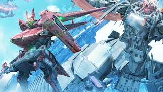 Xenoblade Chronicles X Gameplay Let