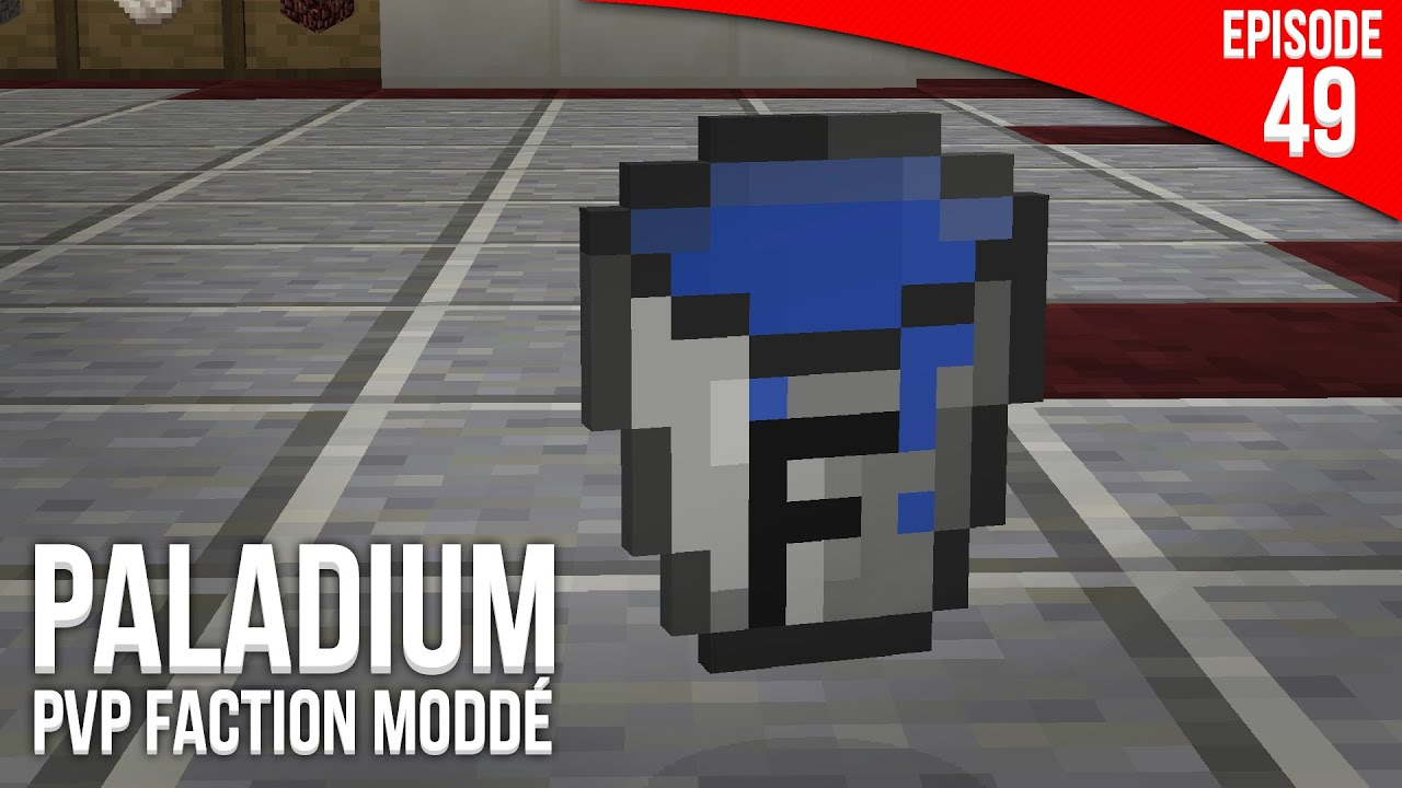 Comment Faire Une Trappe Minecraft Mon Usine à Fake Water Episode 49 Pvp Faction Moddé
