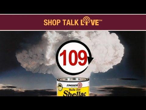 STL 109: Machine mayhem and explosive shellac