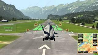 Aerofly FS Gameplay [Deutsch] [1080p] - F-18 wir kommen