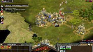 Rise Of Nations - attacking enemy city