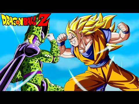 How Strong Is Super Saiyan 3 Goku Compared To Cell? (DBN Q&A #45)