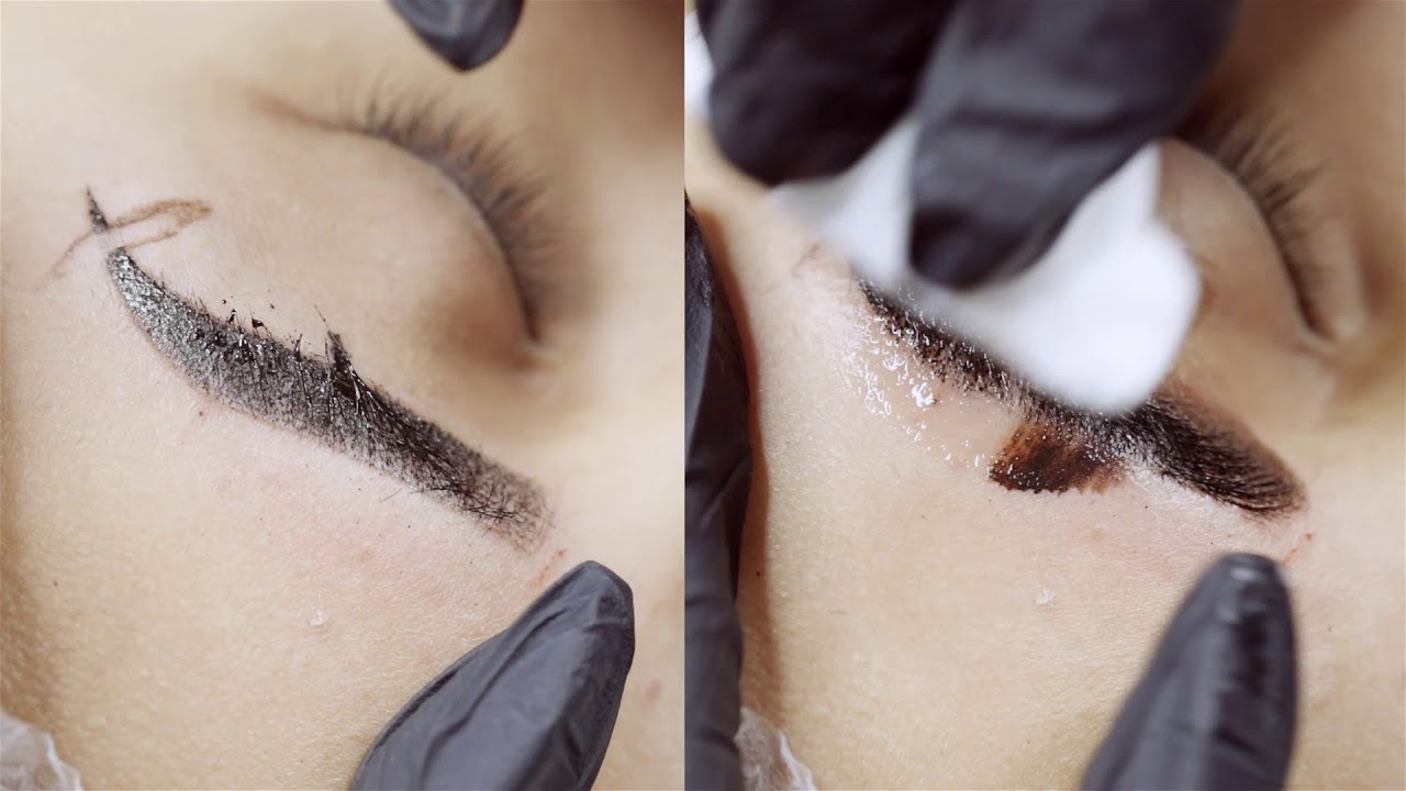 Manual Shading Ombre Brows Training Class - Live & Online