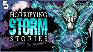 5 REAL Thunderstorm HORROR Stories | Darkness Prevails