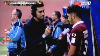 تصريح لاعب بارادو رياض بن عياد بعد تسجيله ثنائية ضد مولودية سعيدة