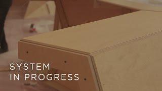 WOOD-SKIN | System in progress