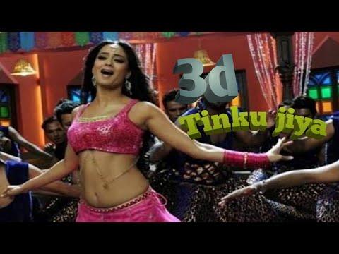 Tinku Jiya | 3d Audio | Yamla Pagla Deewana Movie Song | Item Song | New Song