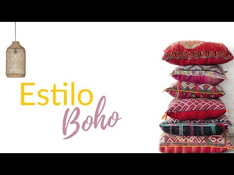 Estilo Boho, Gipsy o Hippie Chic | Decoración Patri-Blanco