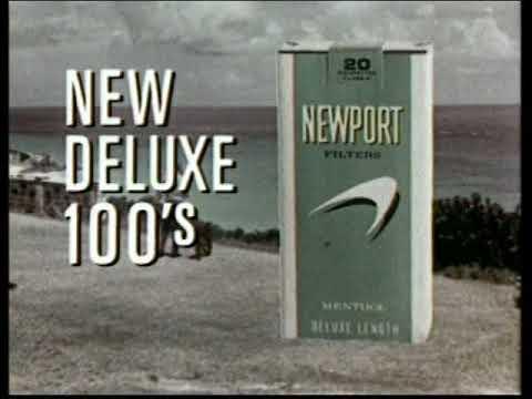 Classic Commercials - Newport Cigarettes