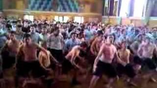 Gisborne Boys high 2011 haka