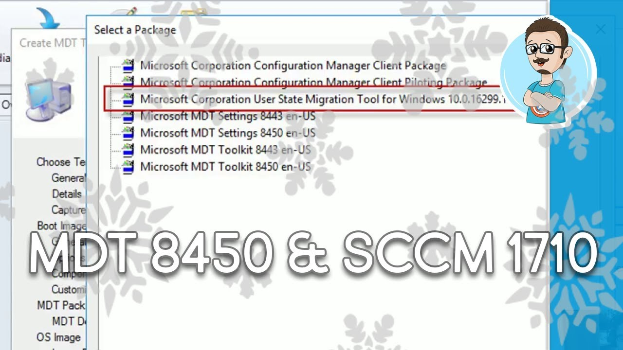 Upgrading to MDT 8450 within SCCM 1710! (2018 Winter Storm Special Edition)