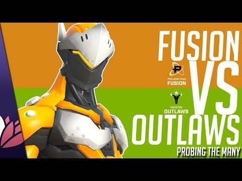 FUSION vs OUTLAWS - LORDS OF THE DIVE - PRObing the Many Review