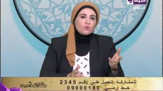 بالفيديو.. نادية عمارة: «اللي مش عايزة تلبس الحجاب هي حرة»
