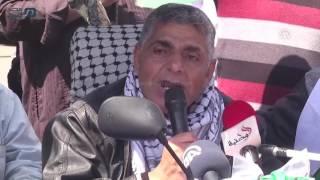 مصر العربية |  وقفة بغزة تطالب بإنهاء الانقسام الفلسطيني والحصار الإسرائيلي