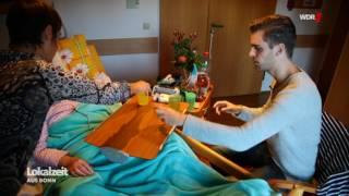 WDR Reportage im Hospiz