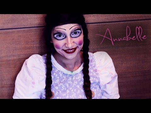 Tutoriel maquillage  Annabelle