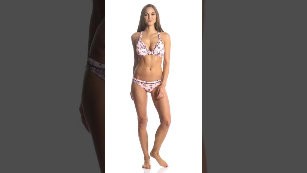 ead2c30d2a Seafolly Love Bird Halter Bikini Top (F Cup)