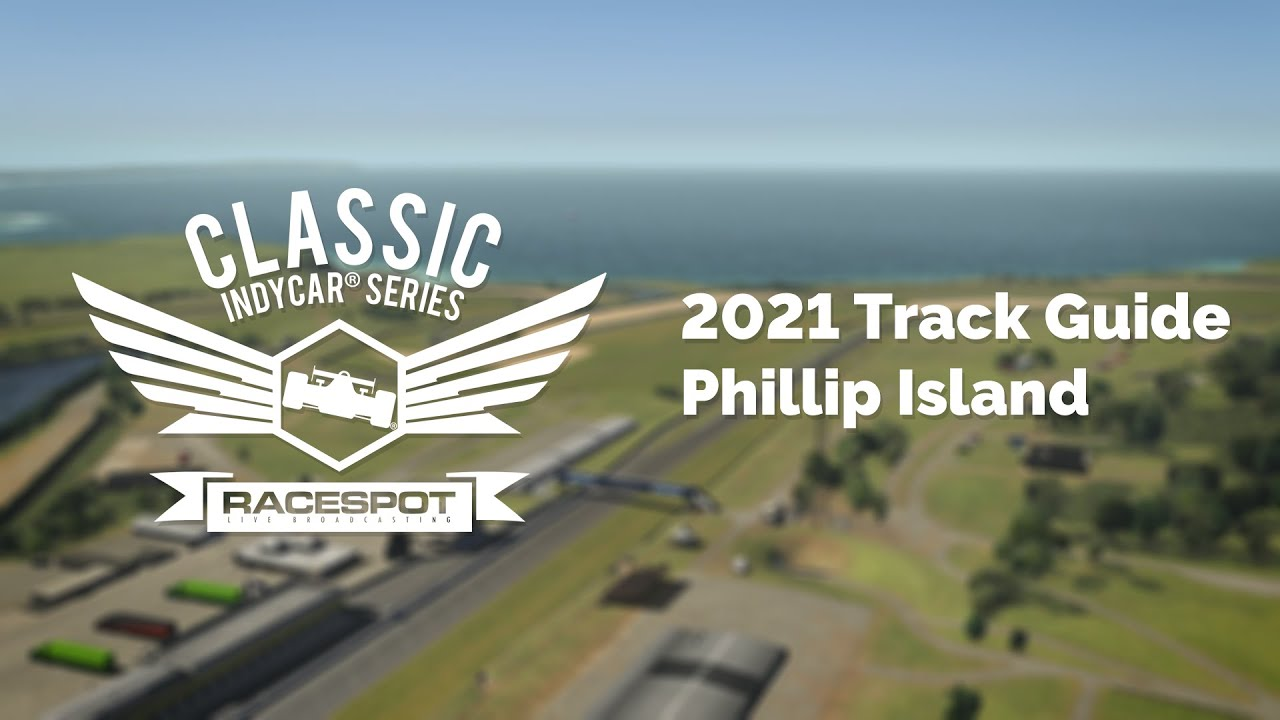 Video: Preview 2021 Classic Indycar Series on iRacing