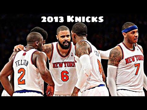 c054ae8fc50c New York Knicks Best Plays Of The 2012-13 Season. NBA LegendZ
