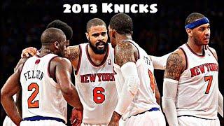 New York Knicks Best Plays Of The 2012-13 Season