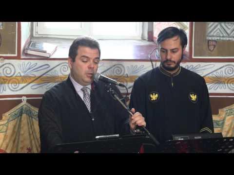 Pr. Iscru Madalin, Grupul Tronos si Achilleas Chaldaiakis -Heruvic