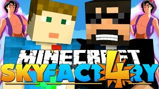 Minecraft: SkyFactory 4 - A WHOLE NEW WORLD!! [33]