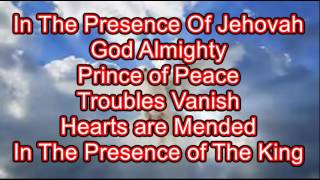 In The Presence Of Jehovah by Terry MacAlmon