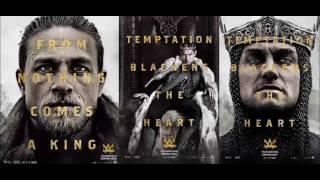 OFFICIAL: King Arthur: Legend Of The Sword - Daniel Pemberton - King Arthur Soundtrack mix