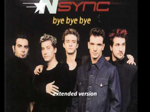 N Sync Bye Bye Bye (Extended Version)