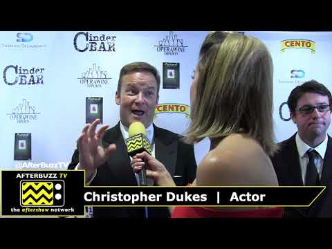 Suzanne DeLaurentiis Gala - Interview with Chris Dukes