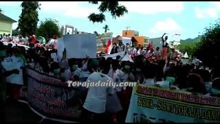 Sman 2 Toraja Utara Demonstrasi