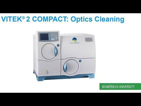VITEK 2 COMPACT: Optics Cleaning