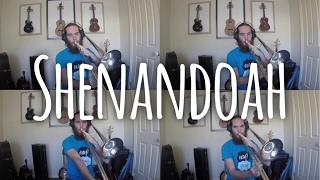Shenandoah | Trombone Quartet