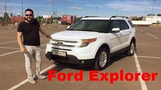 видео Обзор Форд Эксплорер